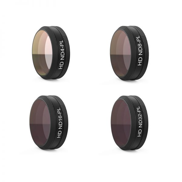 ND-PL Filters Set (G-ND4-PL/8-PL/16-PL/32-PL)
